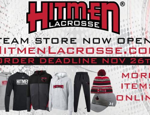 Team Store Now OPEN!